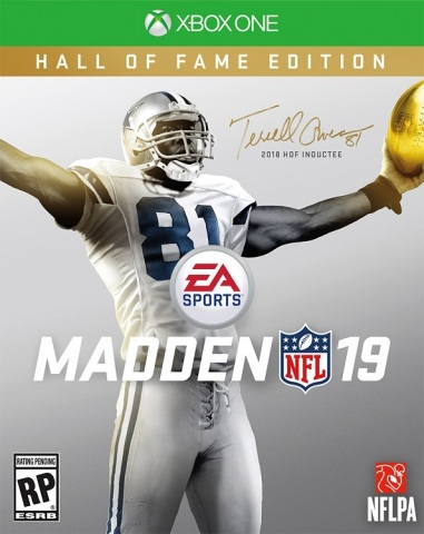 ACHIEVE GRIDIRON GREATNESS ON AND OFF THE FIELD IN EA SPORTS MADDEN NFL 19, AVAILABLE AUGUST 10 (Graphic: Business Wire)