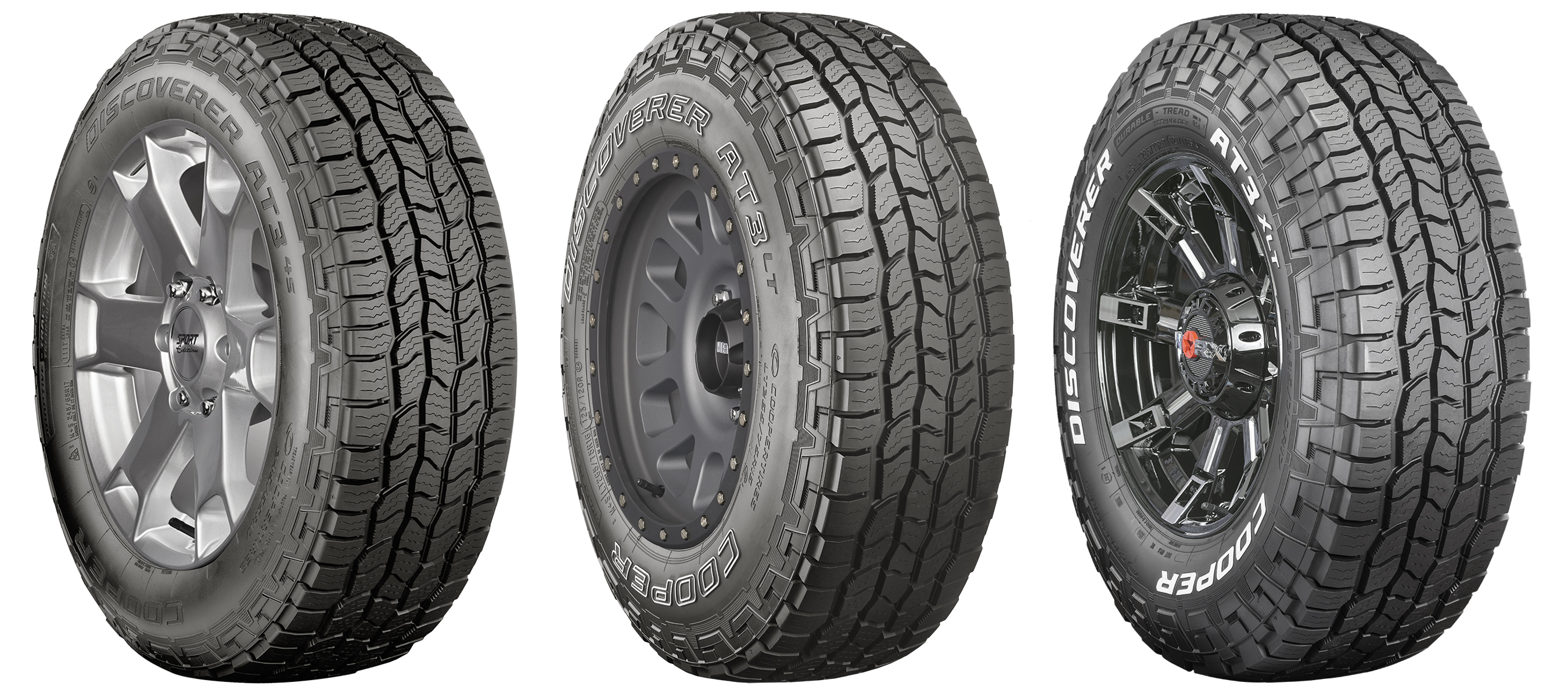 New Cooper Discoverer AT3™ Tire Line Displayed at The Tire Cologne
