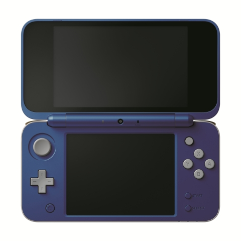 New Nintendo 2DS XL plays the entire library of Nintendo 3DS games in 2D. (Photo: Business Wire)