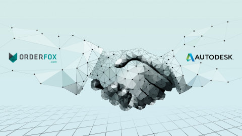 Autodesk & ORDERFOX.com – a successful collaboration (Photo: ORDERFOX.com)