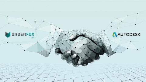 Autodesk & ORDERFOX.com – eine erfolgreiche Zusammenarbeit (Foto: ORDERFOX.com)
