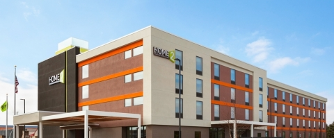 Home2 Suites by Hilton Champaign/Urbana (Photo: Business Wire)