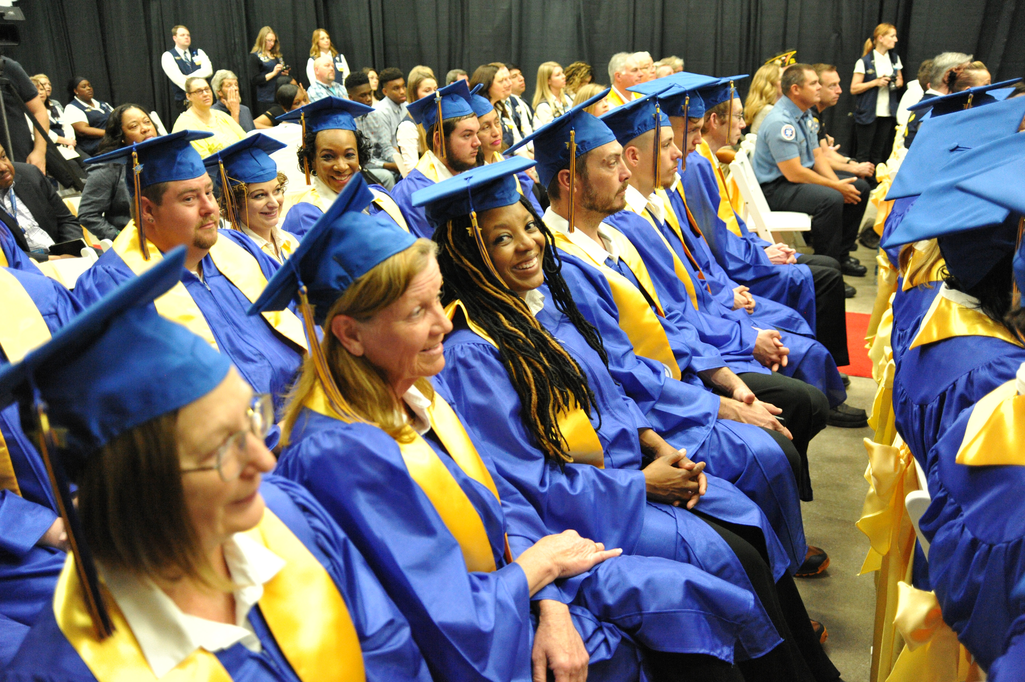 Walmarts New Education Benefit Puts Cap And Gown Within Reach For
