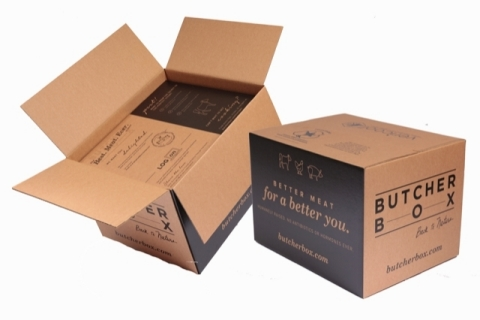 ButcherBox customers in the western service region will begin receiving their direct-to-door packages of premium quality meats in the environmentally-safe, high-performing Vericooler® I in May 2018. (Photo: Business Wire)