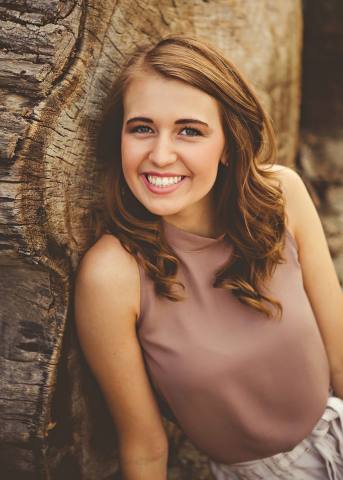 Taylor McCutcheon, daughter of Paul McCutcheon, Cooper Manufacturing Strategy Manager, and his wife, Denise, was named a Cooper Centennial Scholarship recipient. (Photo: Business Wire)