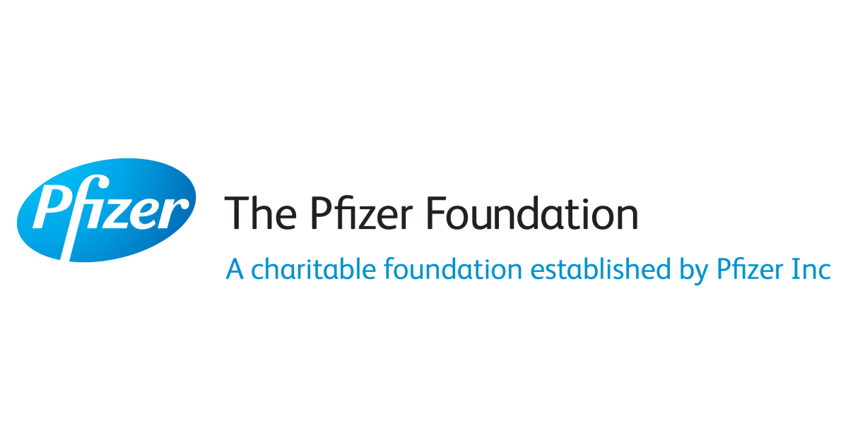 The Pfizer Foundation Announces $5 Million in Grants to