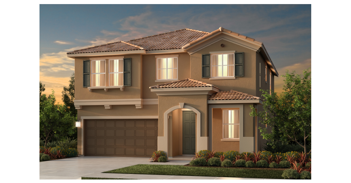 Kb Home Announces The Grand Opening Of Belluno In Stockton Business Wire