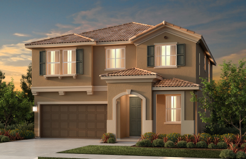 New KB homes now available in Stockton. (Photo: Business Wire)