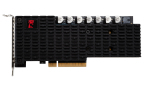 Kingston PCIe NVMe gave production, postproduction and media and entertainment (M&E) professionals the ability to work in 4K to 8K capture workloads in real time. (Photo: Business Wire)