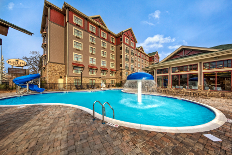 Black Fox Lodge Pigeon Forge, Tapestry Collection by Hilton (Photo: Business Wire)