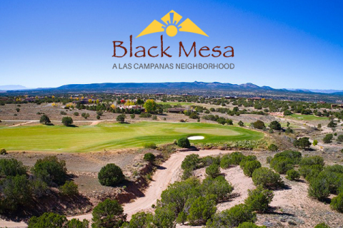 Exciting real estate options for buyers is the newly released neighborhood of Black Mesa, located in Las Campanas, Sante Fe, NM (Photo: Business Wire)