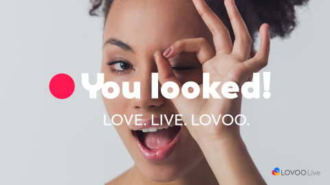 LOVE. LIVE. LOVOO. (Photo: Business Wire)