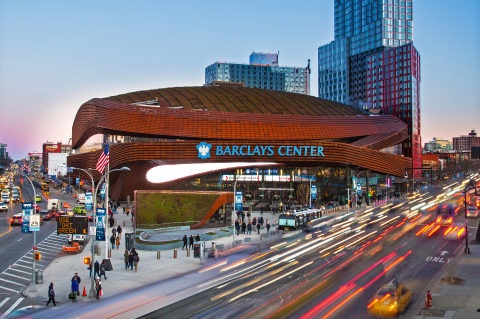 The first-ever Overwatch League Grand Finals will be held at Barclays Center in Brooklyn, New York. (Photo: Business Wire)