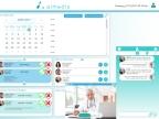 Aimedis healthcare platform for patients (Graphic: Business Wire)
