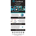 CarBlock Event Overview (Graphic: Business Wire)
