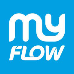 Flow Customers Get More Convenient New Features with Latest Release of MyFlow App (Photo: Business Wire)