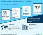 Technavio has published a new market research report on the global fusion splicer market from 2018-2022. (Graphic: Business Wire)