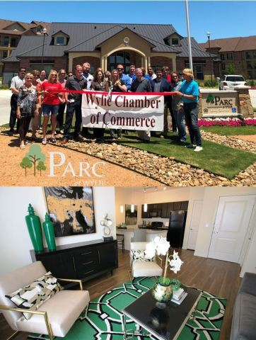 Parc at Wylie apartments located in Wylie, Texas (Photo: Business Wire)