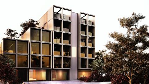 Housing Multi-Floor (Photo: Business Wire)