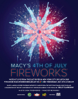 The 2018 Macy's 4th of July Fireworks, the nation's largest Independence Day celebration, will ignite the New York City skyline on Wednesday, July 4 with more than 75,000 shells and effects. (Photo: Business Wire)