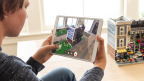 iOS 12 changes the way users see the world in both fun and productive ways using AR on the world's largest AR platform. (Photo: Business Wire)