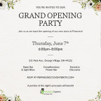 Pinecrest Grand Opening Invitation  (Photo: Business Wire)