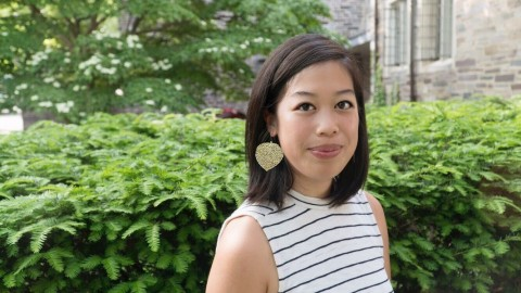 Andrea Chu, sustainable agriculture analyst, Campbell Soup (Photo: Business Wire)