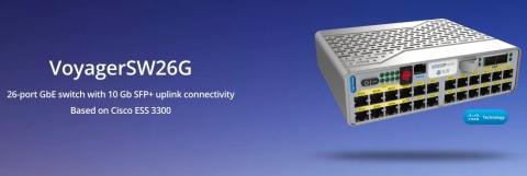 VoyagerSW26G (Photo: Business Wire)