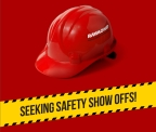 RHCC Seeks Safety Show Offs With Its 2018 National Forklift Safety Day Contest (Graphic: Business Wire)