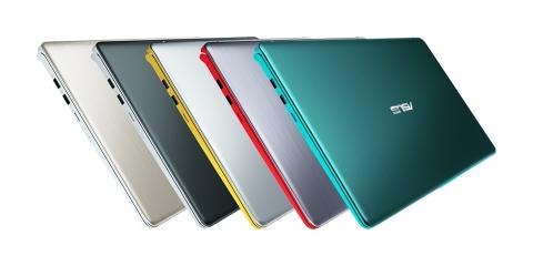 ASUS VivoBook S series laptop (Photo: Business Wire)