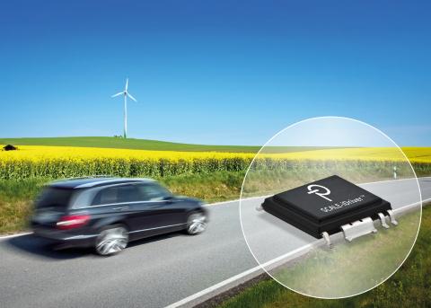 Power Integrations 的 SCALE-iDriver IC 現已通過 AEC-Q100 認證,可供汽車使用