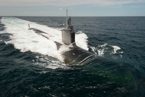 BAE Systems will produce payload tubes for two of the U.S. Navy's new Virginia-class submarines under a contract with General Dynamics Electric Boat. (Photo: U.S. Navy)