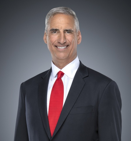 Oliver Luck, Commissioner & CEO, XFL (Photo: Business Wire)