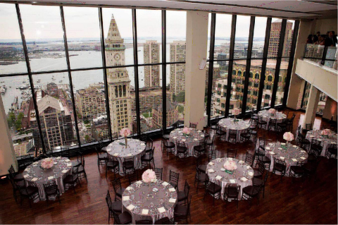 The State Room, where the 50th Annual Bell Ringer Awards will be held on June 13. (Photo: Business Wire).