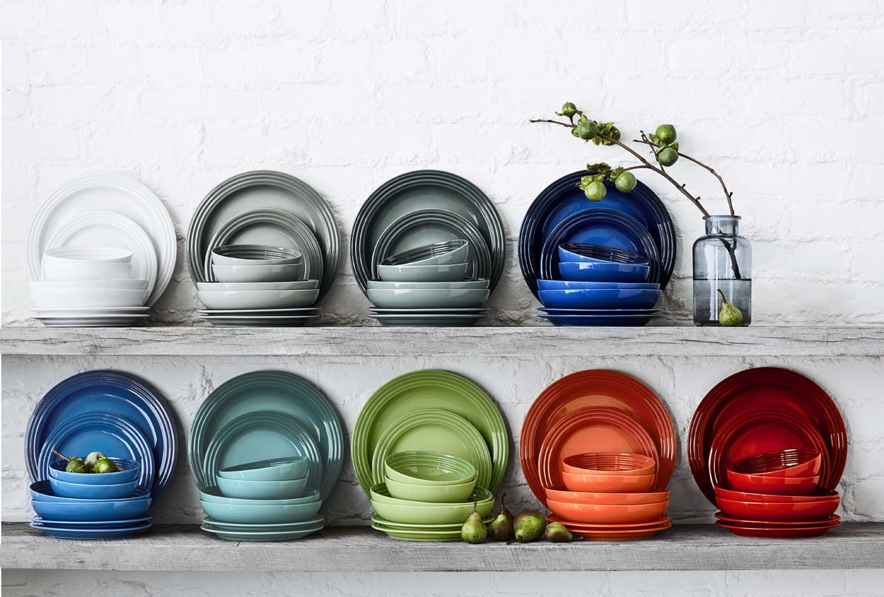 Williams Sonoma And Le Creuset Launch Cooking In Color Dinner Series Business Wire