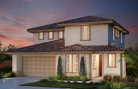 New KB homes now available in Vallejo near Silicon Valley. (Photo: Business Wire)