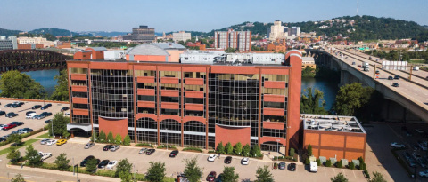 Limbach Holdings Announces the Relocation of Its Headquarters to One Waterfront Place in Pittsburgh (Photo: Business Wire)