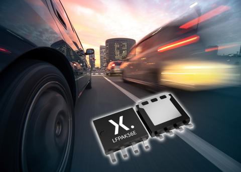 Nexperia 推出最低0.9 mΩ RDS(on) 的汽车级 MOSFET (Photo: Business Wire)