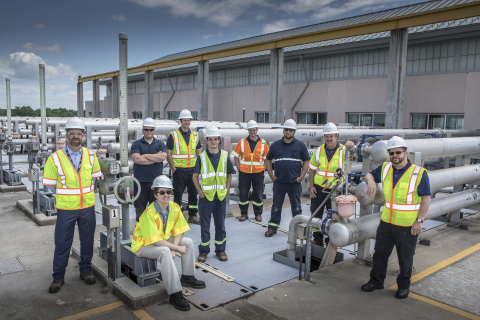 With the AMI solution, Loudoun Water captures meter data to proactively address leaks before they become bigger issues. (Photo: Business Wire)