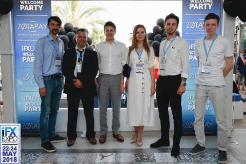 B2Broker launches Cyprus operations and attends iFX Expo, Cyprus. (Photo: Business Wire)