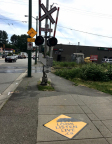 Vancouver becomes first Canadian municipality to participate in national railway crossing safety-awareness program (Photo: Business Wire)