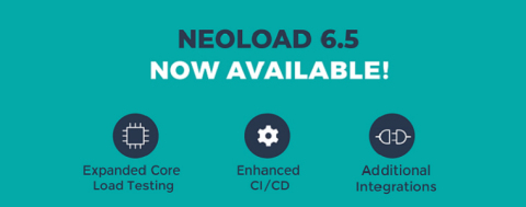 Neotys Announces its Latest NeoLoad Release – Includes Support for Performance Testing SAP Applications (Graphic: Business Wire)