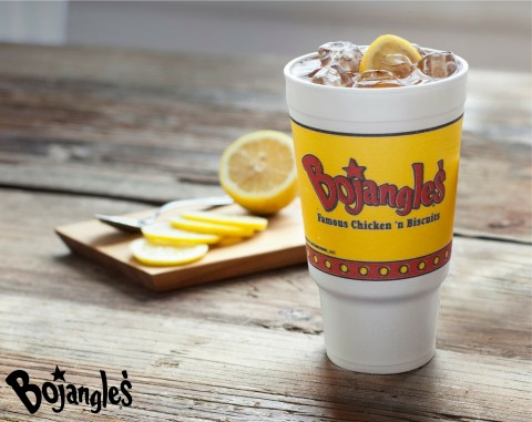 Beginning June 10, grab a 32 ounce Bojangles' Legendary Iced Tea for $1. You can also sign up for Bo ...