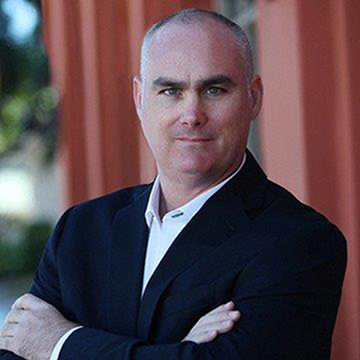 James Whelan, Chief Technology Officer. (Photo: Business Wire)