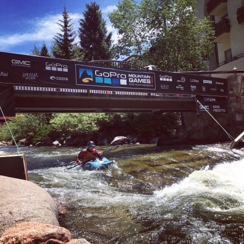 TIAA Bank heads back to Vail Valley for this year's GoPro Mountain Games, June 7-10, 2018 in Vail, Colorado. (Photo: Business Wire)