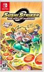 Sushi Striker: The Way of Sushido is now available on Nintendo Switch at a suggested retail price of $49.99. (Graphic: Business Wire)
