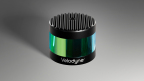 The Velodyne VLS-128™ is the world's most advanced LiDAR sensor. (Photo: Business Wire)