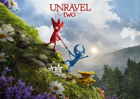 EA and Coldwood Unveil and Launch Unravel Two, a Lighthearted Single Player and Co-op Puzzle Platform Game, Now Available Worldwide (Graphic: Business Wire)