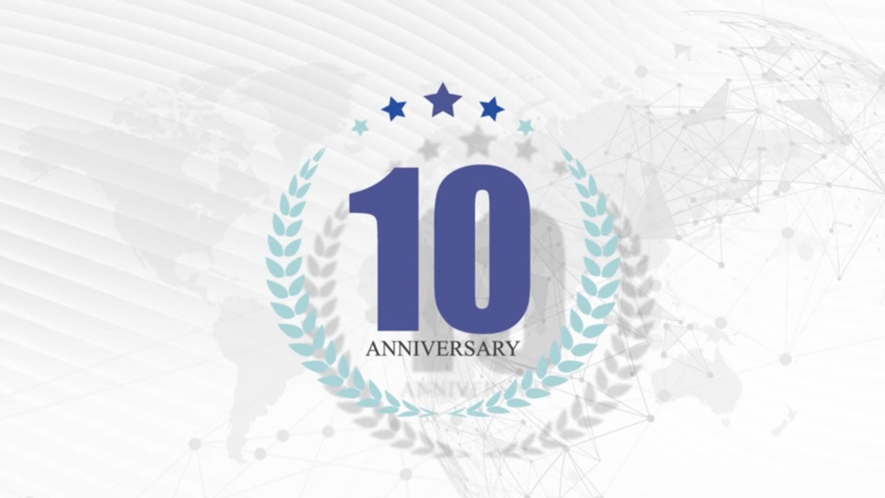NSG Celebrates 10 Years of Successful Partnership with Business Wire (Press Video: AETOSWire)