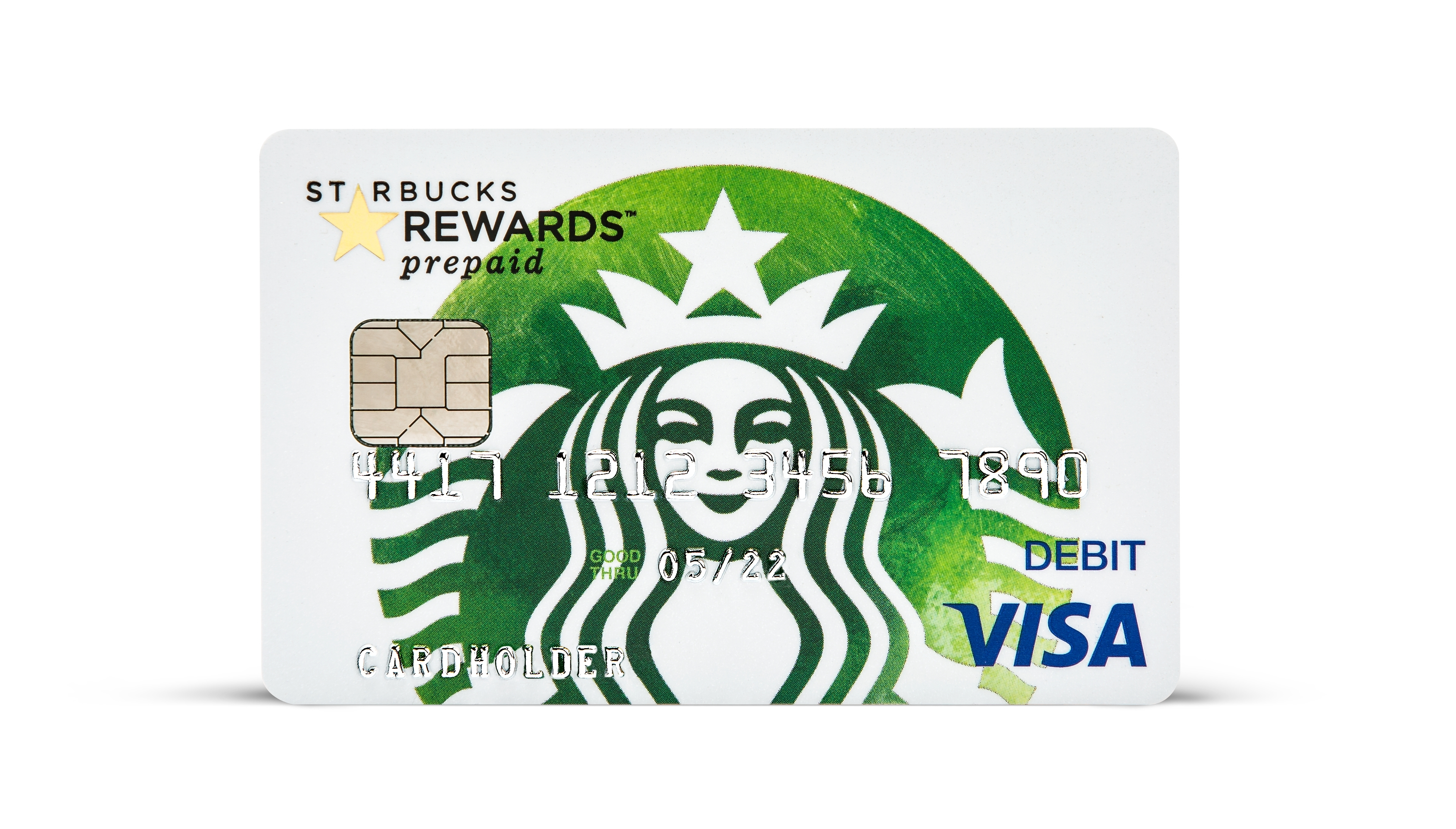starbucks and chase introduce starbucks rewards visa prepaid card business wire - Where Can I Get A Prepaid Card